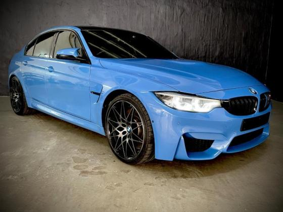 2017 BMW M3 M3 Competition Auto For Sale in Durban, KwaZulu-Natal