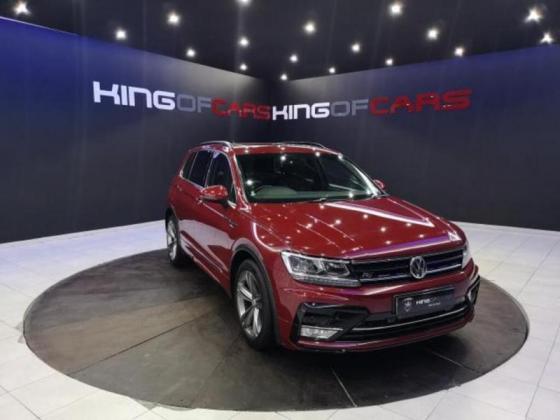 2017 VW Tiguan 2.0TDi Highline 4 Motion DSG