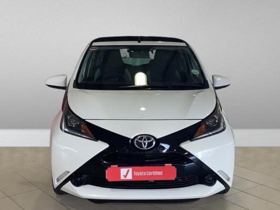 2018 Toyota Aygo 1.0 X-Cite For Sale in Fourways, Gauteng