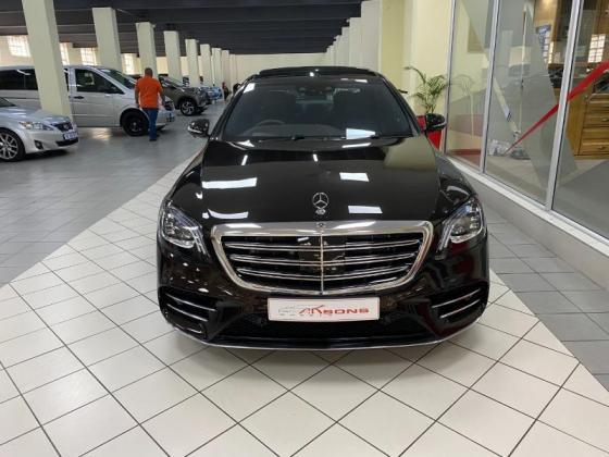 2019 Mercedes-Benz S-Class S400d L AMG Line For Sale in Pietermaritzburg, KwaZulu-Natal