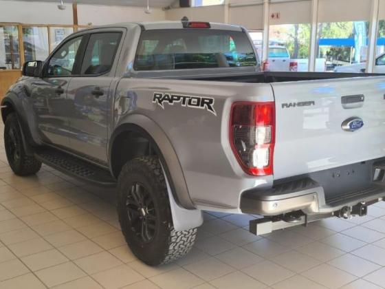 2021 Ford Ranger 2.0Bi-Turbo Double Cab 4x4 Thunder For Sale in Parow, Western Cape