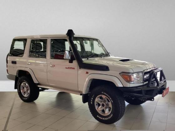 2021 Toyota Land Cruiser 76 4.5D-4D LX V8 Station Wagon For Sale