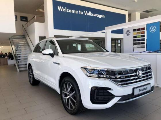2021 Volkswagen Touareg V6 TDI Executive R-Line For Sale in Jeffrey's Bay, Eastern Cape