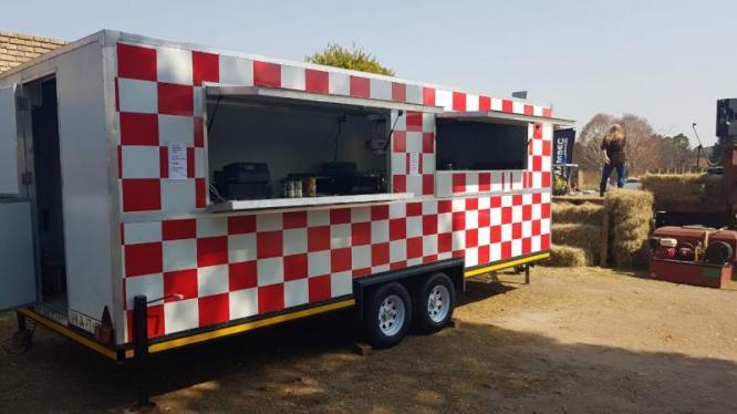 Kitchen Food Trailer in West Rand, Gauteng