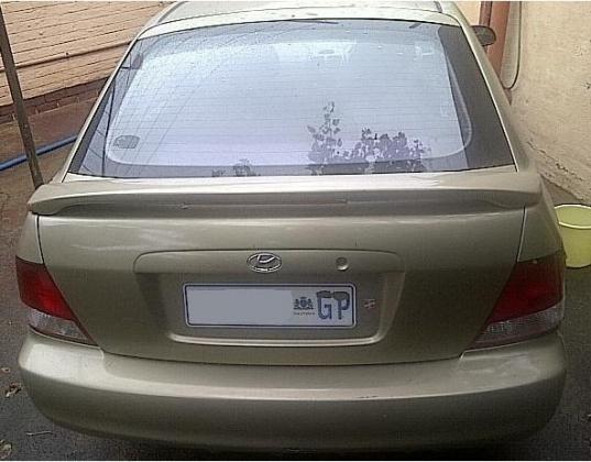 Reliable Hyundai Accent in Randburg, Gauteng