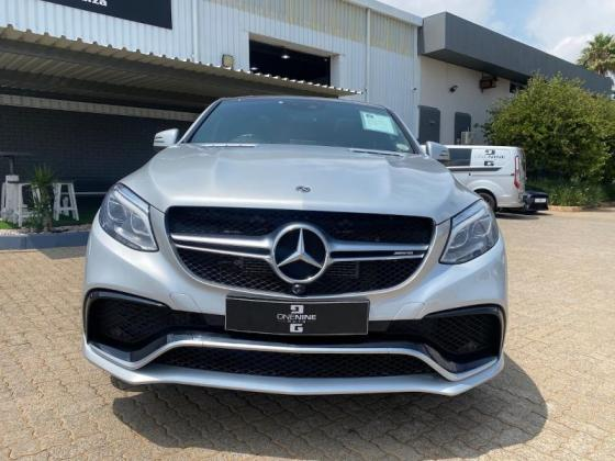 2018 Mercedes-AMG GLE GLE63 S Coupe For Sale in Midrand, Gauteng