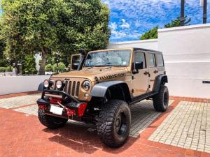 2015 Jeep Wrangler Unlimited 3.6L Rubicon X For Sale in Cape Town