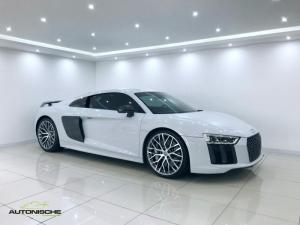2017 Audi R8 Coupe 5.2 V10 Plus Quattro For Sale in Kingsmead