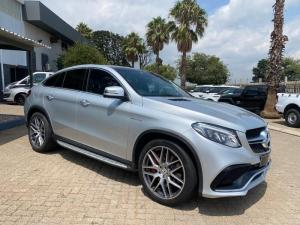 2018 Mercedes-AMG GLE GLE63 S Coupe For Sale in Midrand