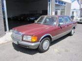 1983 Mercedes-Benz S-Class 380 SE Auto For Sale