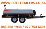 2000 Litre Trailer Tanker