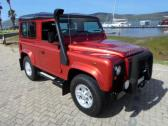 2008 Land Rover Defender 90 TD Station Wagon For Sale