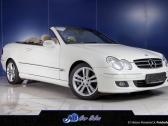 2009 Mercedes-Benz CLK CLK500 Cabriolet Elegance For Sale