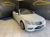 2011 Mercedes-Benz E-Class E350 Cabriolet Avantgarde AMG Sports For Sale
