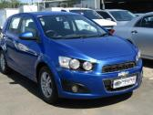 2012 Chevrolet Sonic Hatch 1.6 LS For Sale