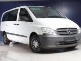 2012 Mercedes-Benz Vito 116 CDI CrewBus For Sale