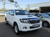 2012 Toyota Hilux 3.0D-4D Double Cab 4x4 Raider in Durban