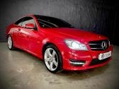 2013 Mercedes-Benz C-Class C180 Coupe AMG Sports Auto For Sale
