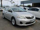 2013 Toyota Corolla 1.3 Professional For Sale