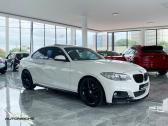 2014 BMW 2 Series 220d Coupe M Sport Sports-Auto For Sale