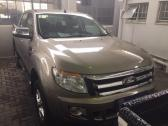 2015 Ford Ranger 3.2TDCi Double Cab 4x4 XLT Auto For Sale