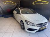 2018 Mercedes-Benz CLA CLA200 AMG Line Auto For Sale