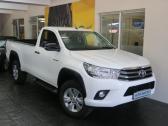 2018 Toyota Hilux 2.4GD-6 SRX For Sale
