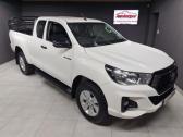 2018 Toyota Hilux 2.4GD-6 Xtra Cab SRX For Sale