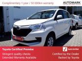 2020 Toyota Avanza 1.3 SX For Sale