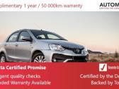 2020 Toyota Etios Sedan 1.5 Sprint For Sale