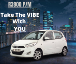 Hyundai i10 M/T for 3900.00 P/Month
