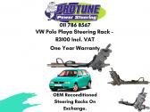 VW Polo Playa - OEM Reconditioned Steering Racks