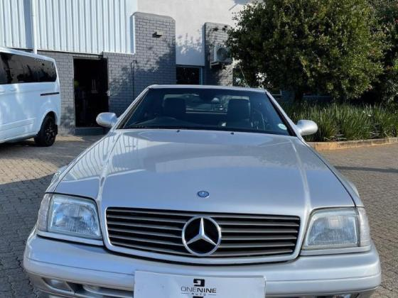 1999 Mercedes-Benz SL SL500 Auto For Sale in Midrand, Gauteng