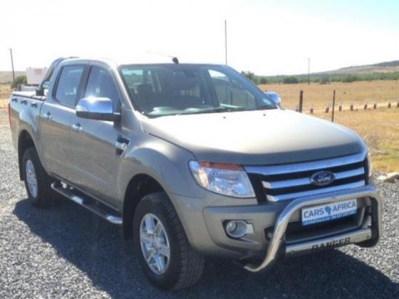 2015 Ford Ranger 3.2TDCi Double Cab Hi-Rider XLT Auto For Sale in Cape Town, Western Cape
