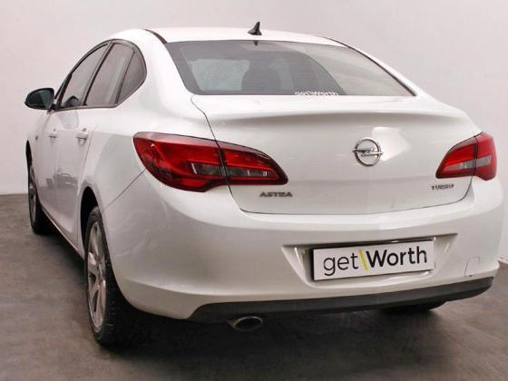 2015 Opel Astra Sedan 1.4 Turbo Enjoy For Sale in Montague Gardens, Western Cape