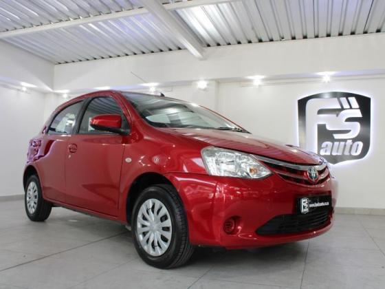 2015 Toyota Etios Hatch 1.5 Xs Sport For Sale in Belgravia, Western Cape