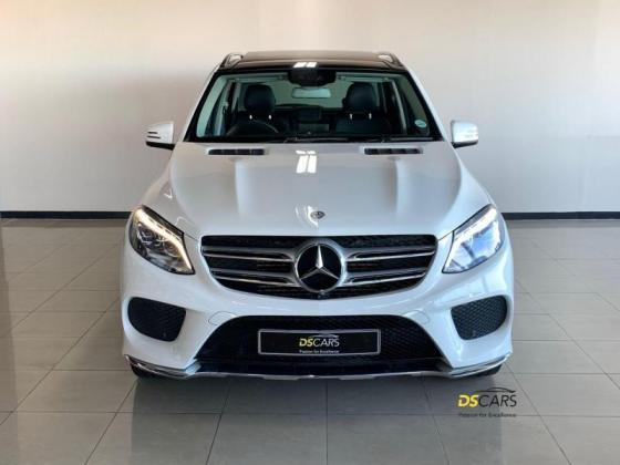 2016 Mercedes-Benz GLE GLE350d For Sale in Century City, Western Cape