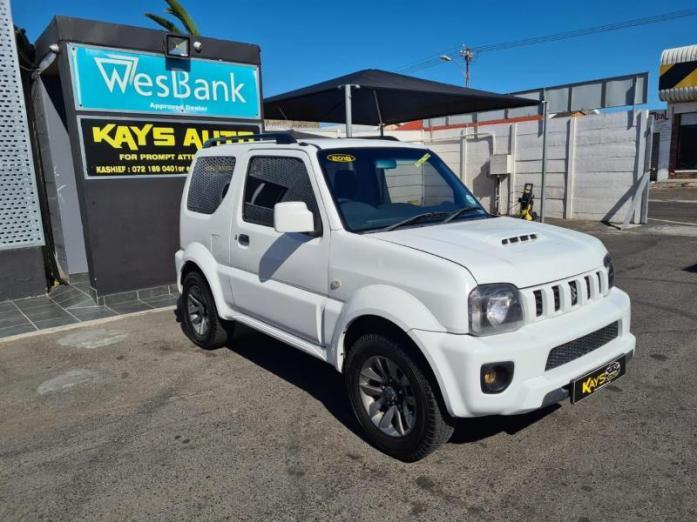 2018 Suzuki Jimny 1.3 Auto For Sale in Belgravia, Western Cape