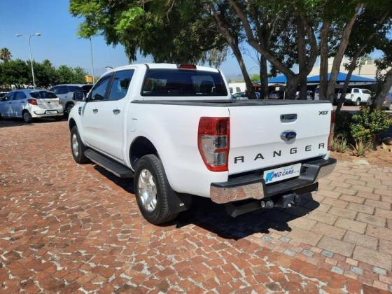 2019 Ford Ranger 2.2TDCi Double Cab Hi-Rider XLT Auto For Sale in Bellville, Western Cape