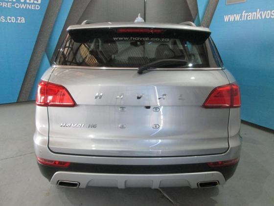 2021 Haval H6 C 2.0T Luxury For Sale in Worcester, Western Cape