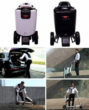 iMoving X1 FOLDABLE, PORTABLE MOBILITY VEHICLE