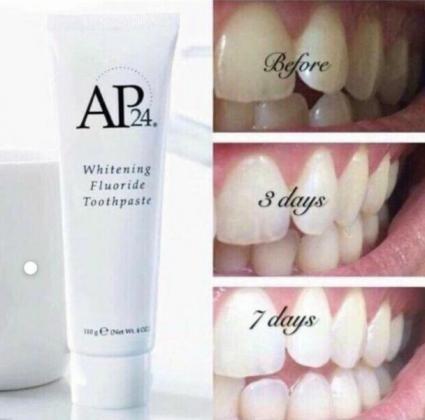 Healthy whitening toothpaste in Drakensberg, KwaZulu-Natal