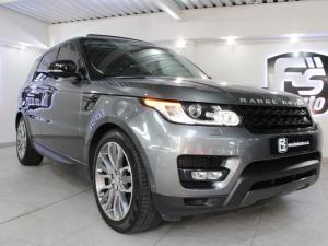2016 Land Rover Range Rover Sport HSE Dynamic SDV8 For Sale in Belgravia