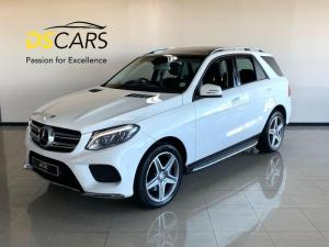 2016 Mercedes-Benz GLE GLE350d For Sale in Century City