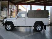 2007 Land Rover Defender 110 TD Pick-up For Sale