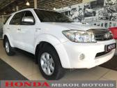 2011 Toyota Fortuner 3.0D-4D Auto For Sale