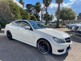 2012 Mercedes-Benz C-Class C63 AMG Coupe For Sale