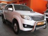 2012 Toyota Fortuner 3.0D-4D Auto For Sale