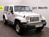 2013 Jeep Wrangler Unlimited 3.6L Sahara For Sale