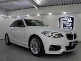 2014 BMW 2 Series 220i Coupe M Sport Auto For Sale